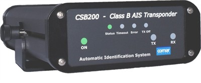 AIS CSB200 - Transponder inc. GPS antenna £539.75 inc. UK delivery and VAT
